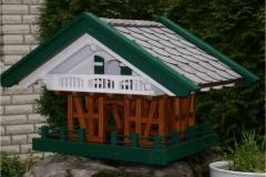 Vogelhaus, Vogelfutterhaus, Vogelvilla
