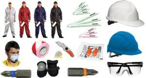 Zubehör und Schutzausrüstung