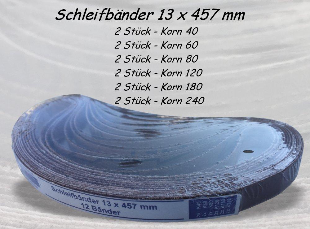 Schleifband 13x457