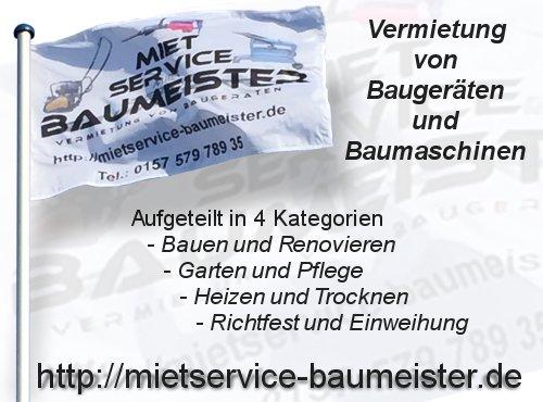 Mietservice Baumeister Balve
