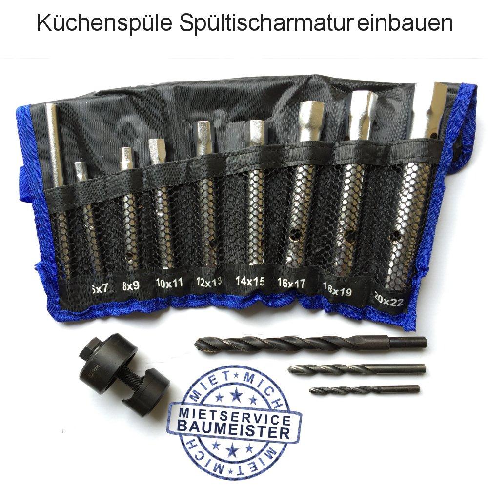 Spültischarmatur Waschtischarmatur Werkzeug