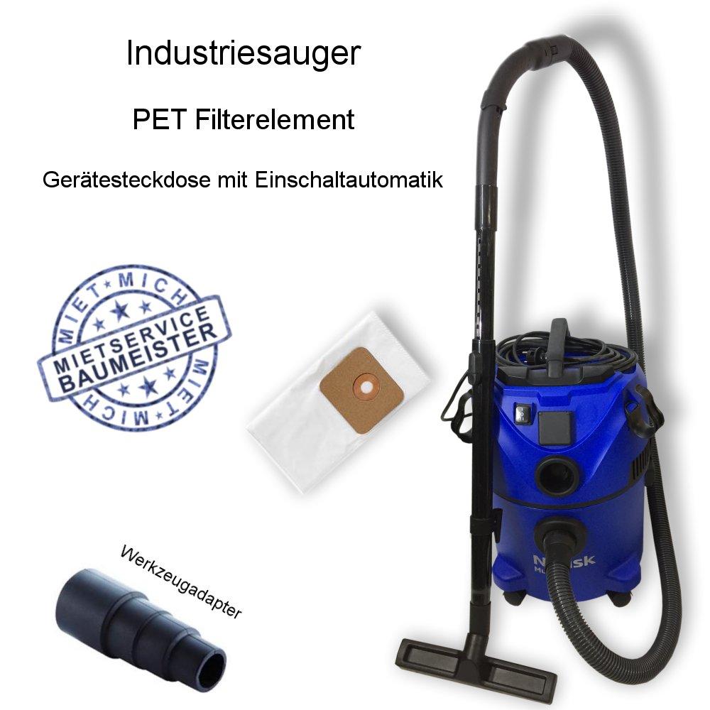 Industriesauger, Trockensauger, Sauger, Staubsauger, Bausauger, Werkstattsauger, Bodensauger, Bodenstaubsauger