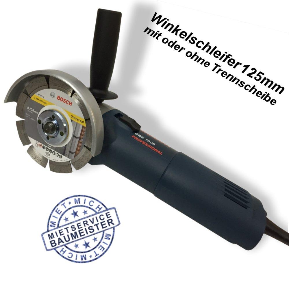 Winkelschleifer 125 mm