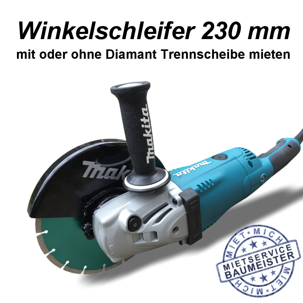 Makita Winkelschleifer 230 mm