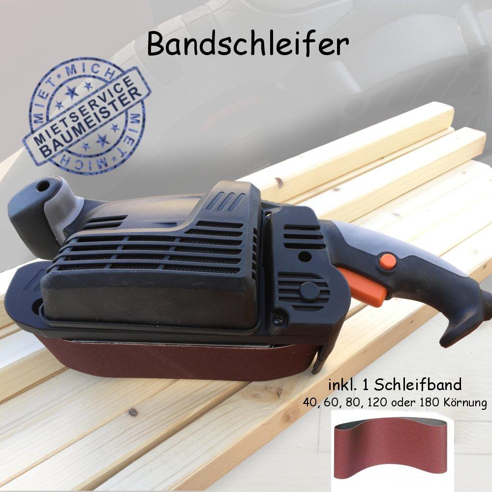 Bandschleifer Bandschleifmaschine