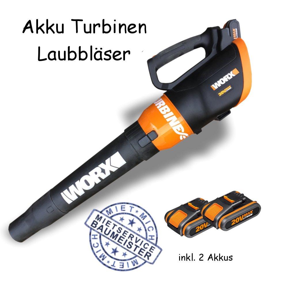 20V Akku Laubbläser