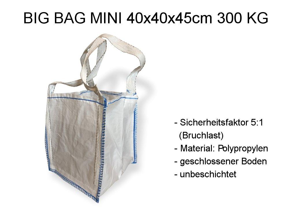 Mini Big Bag 40x40x45cm 300kg