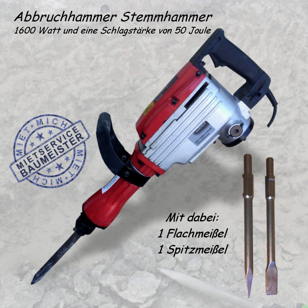 Abbruchhammer Stemmhammer