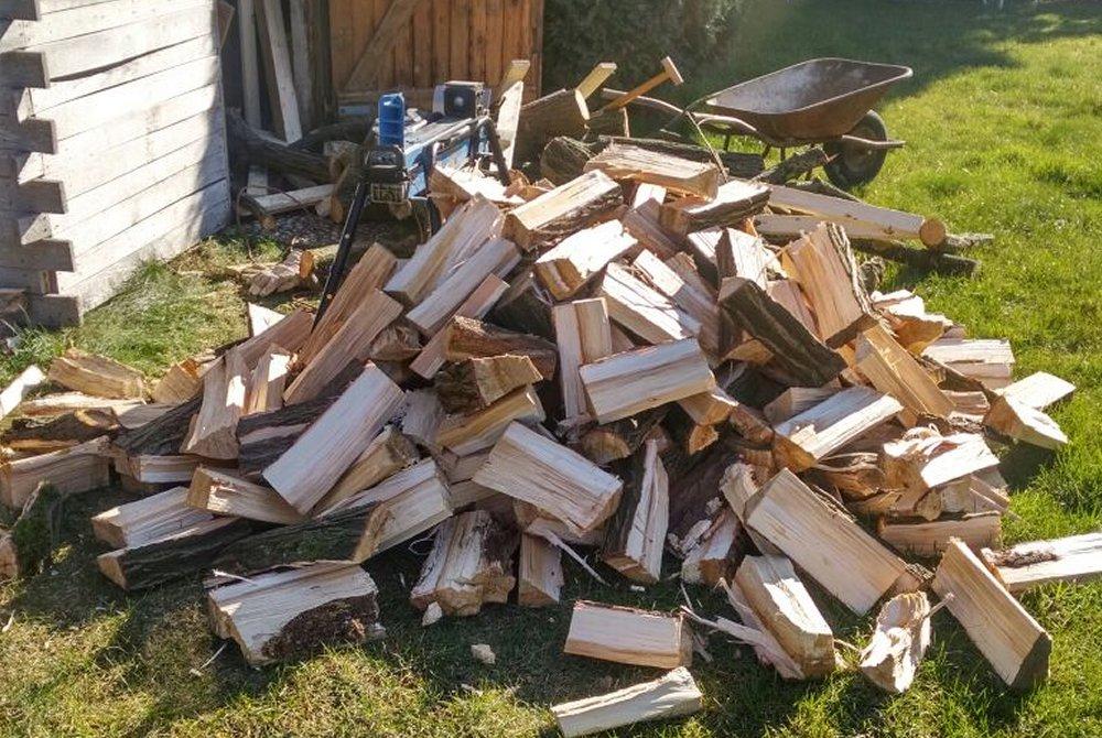 Holzspalter Brennholz Brennholzspalter