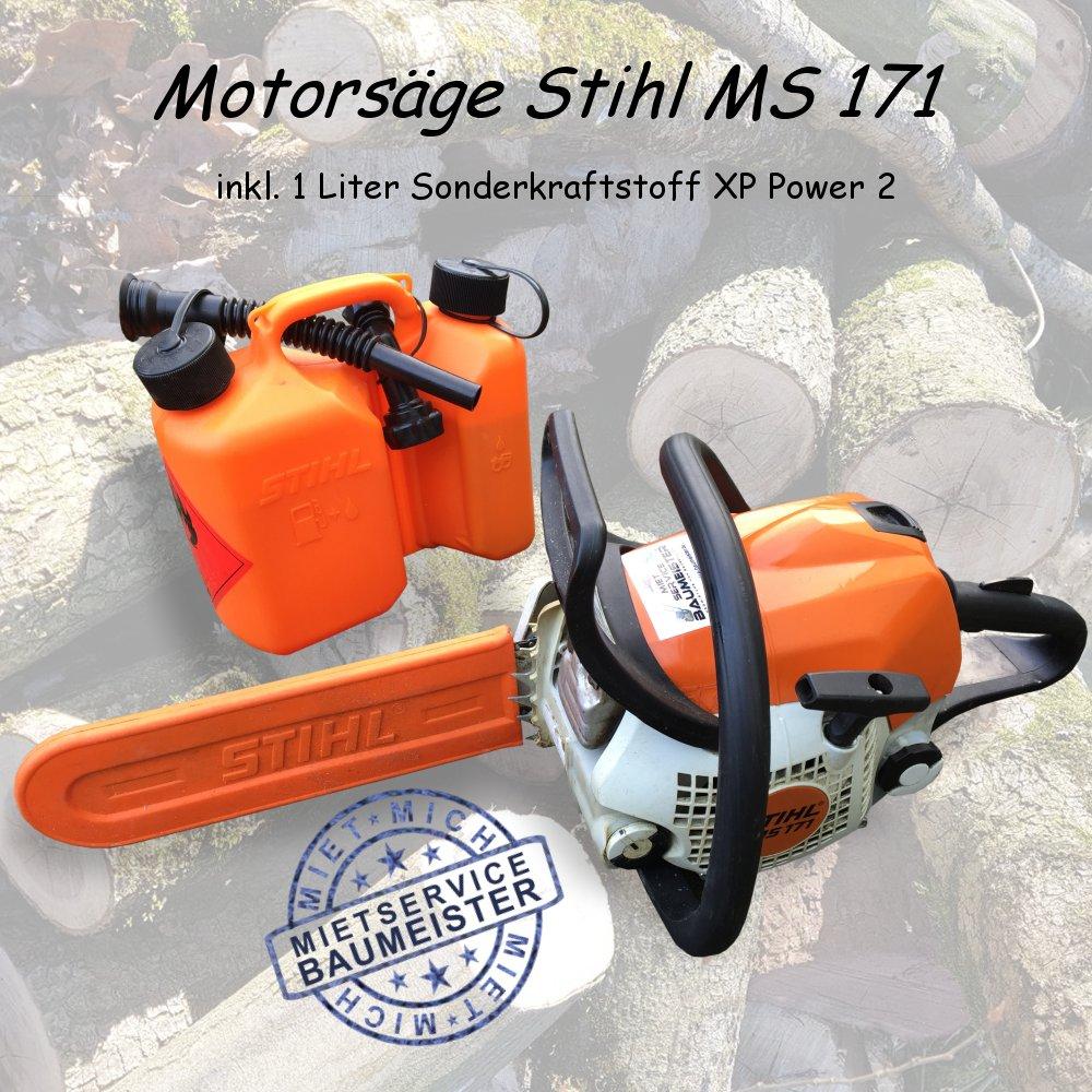 Motorsäge Stihl MS 171