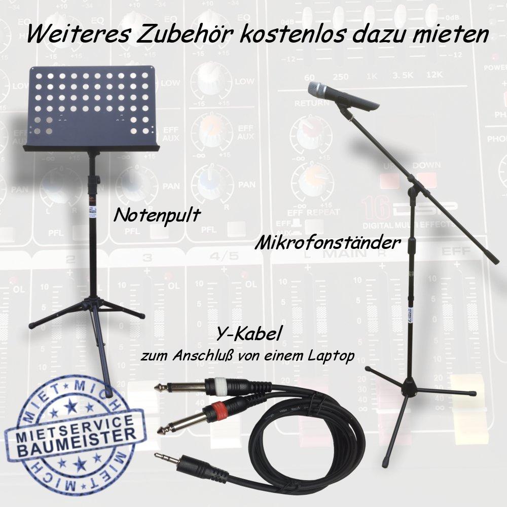 pa anlage musikanlage dj musik Zubehör
