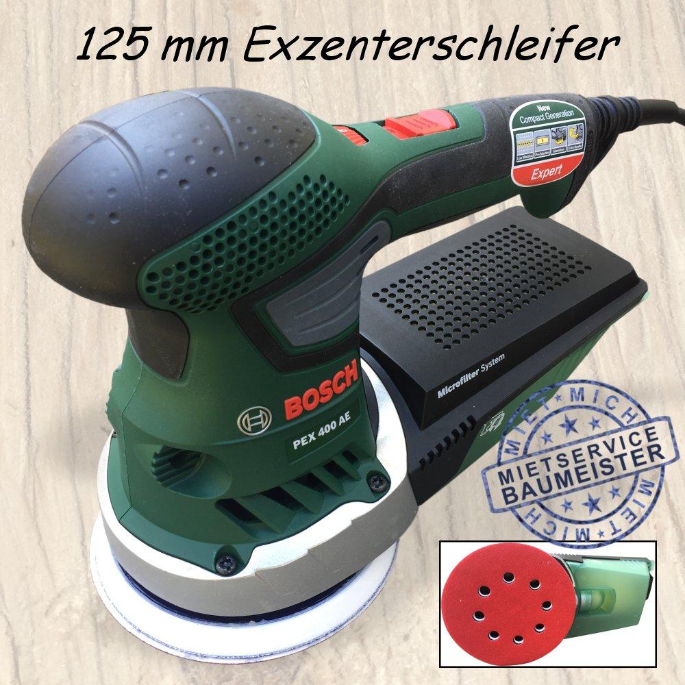 Exzenterschleifer 125 mm