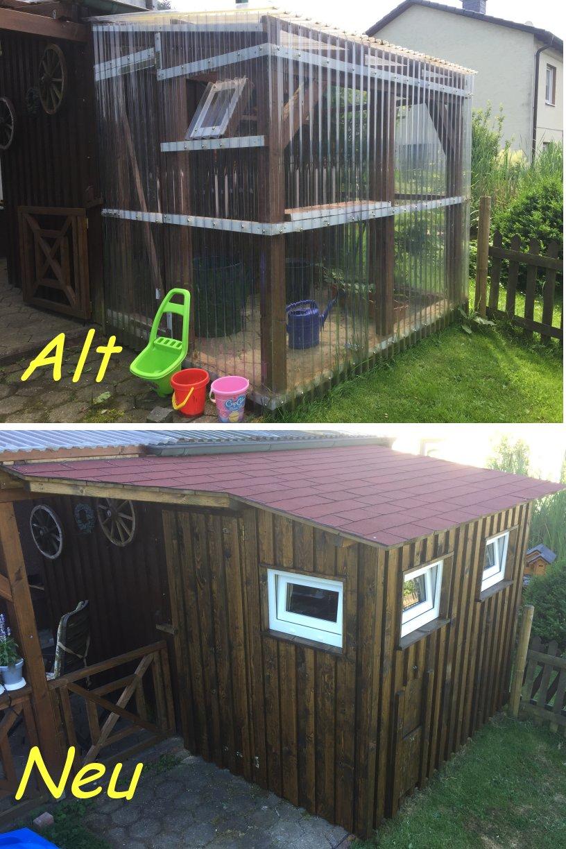 hühnerstall selber bauen hühnerhaus mit freigehege auslauf