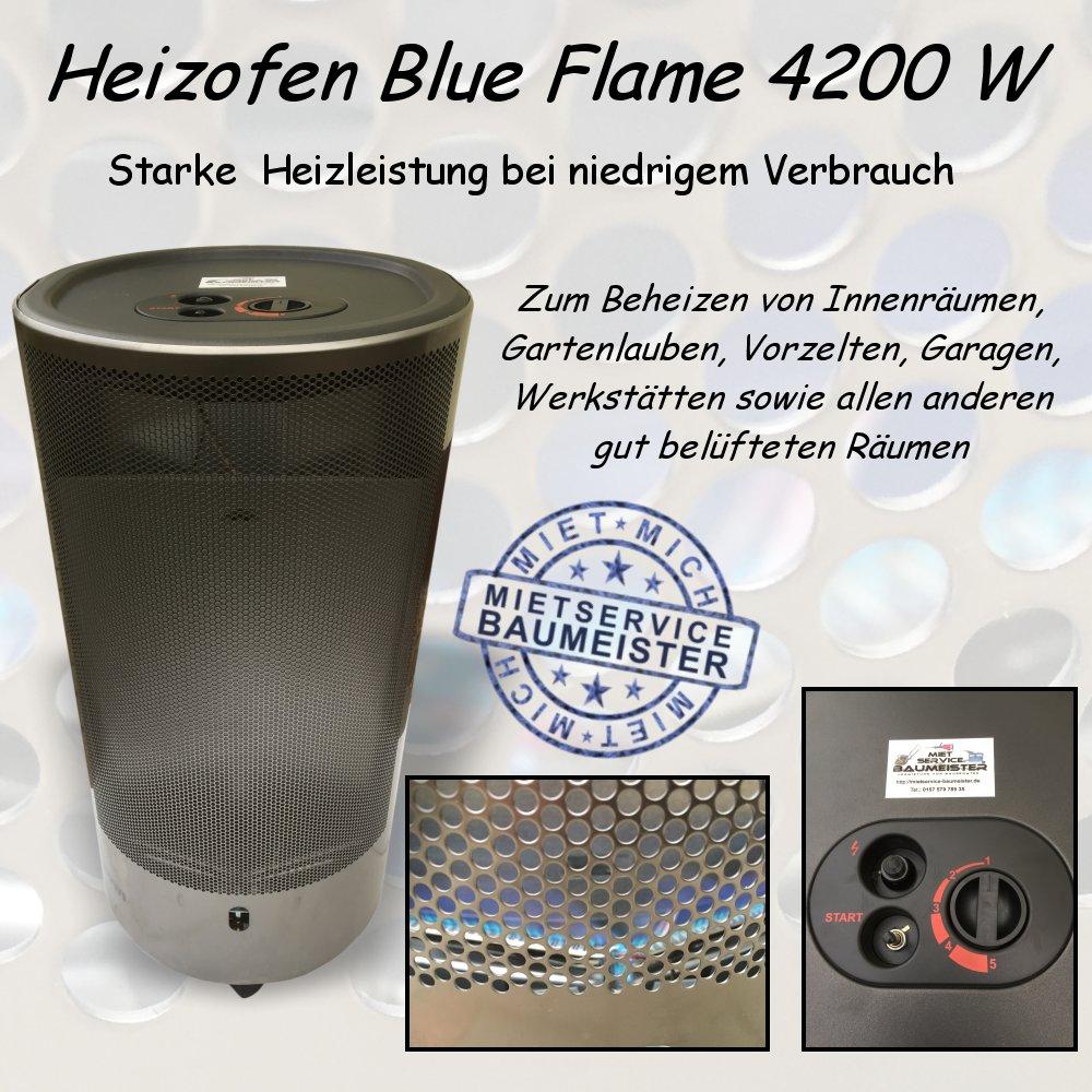 Heizofen Blue Flame 4200 Watt