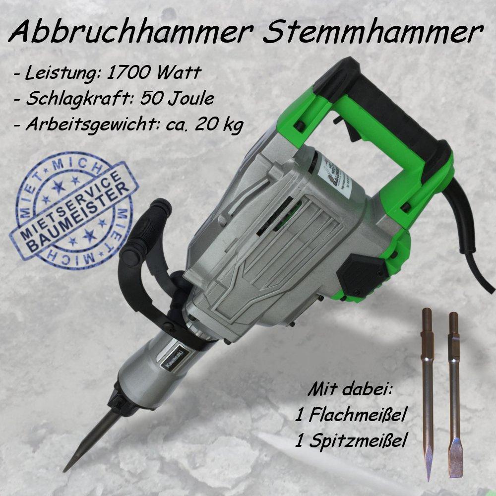 Abbruchhammer Stemmhammer Meißelhammer Kawasaki