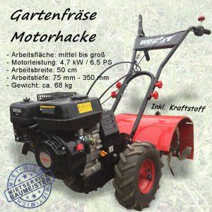 Gartenfräse Bodenfräse Motorhacke